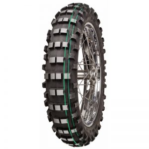 Mitas EF-07 Super Soft Extreme 140/80/18 Double Green
