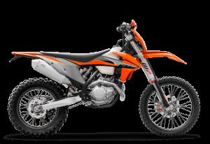 KTM 500 EXC-F-2021
