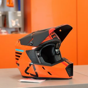 Leatt GPX 3.5 – Orange / Black (Youth S)