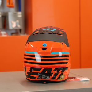Leatt GPX 3.5 – Orange / Black (Adults S)