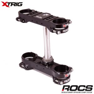 Xtrig ROCS Tech (Black) KTM SX/SXF 13-21 Husqvarna TC/FC 14-21 Gas Gas MC 21 (OS 22mm) M12
