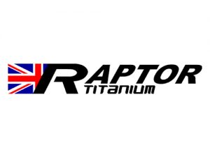 Raptor Titanium Footpegs
