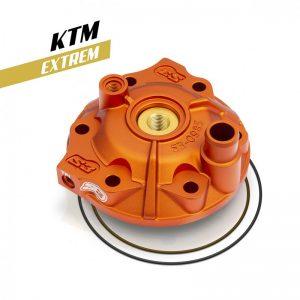 KTM 250 300 EXC EXTREME CYLINDER HEAD