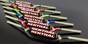Renthal Twinwall Handlebars – 996 VILLOPOTO / STEWART (colour options available)
