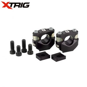Xtrig PHDS Rubber Bar Mount Kit M12 Xtrig Clamp Fitment