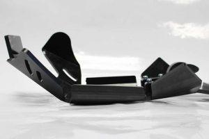 AXP EXTREM Skid plate – Black (Sherco 250/300 SE 2014-2021)