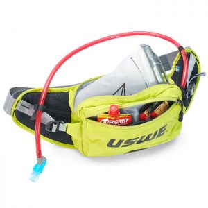 ZULO™ 2 HYDRATION HIP PACK / WITH 1.0L HYDRATION BLADDER (more colours available)