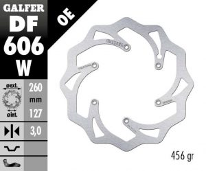 Galfer Front Brake Disk (KTM, GasGas, Husqvarna)