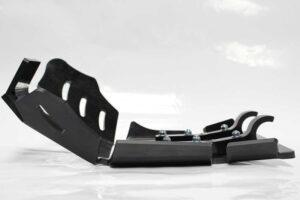 AXP EXTREM Skid plate – Black (2017-2022 KTM 250/300 EXC/XCW/TPI)