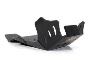 AXP EXTREM Skid plate – Black (GASGAS 250/300 EC 2021-2022   HUSQVARNA 250/300 TE 2020-2022)